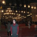 Interior Mezquita Mohamed Ali