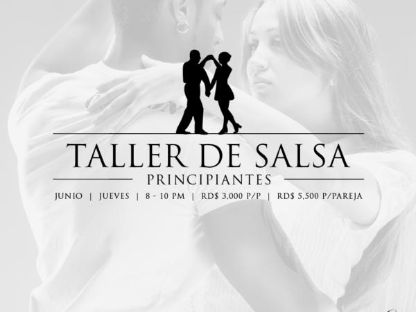 salsa PRINCIPIANTES
